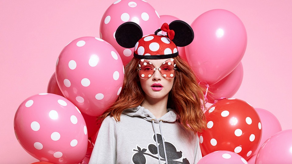 KAREN WALKER X DISNEY