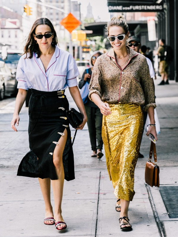 STREET STYLE ROUND-UP