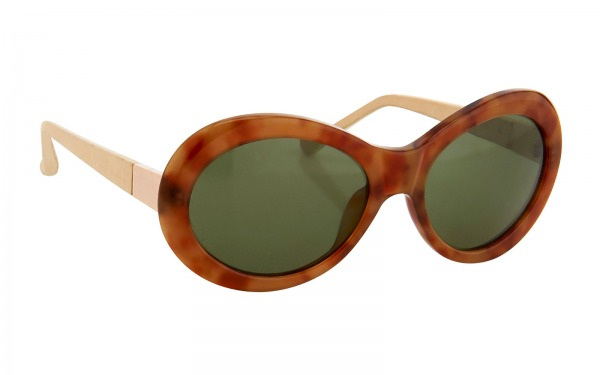 The Row x Linda Farrow 25 C3 sunglasses