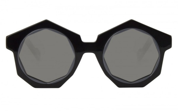 SATU 1 - BLACK GREY sunglasses