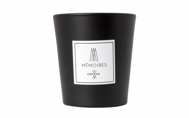 Amber Mist Scented Candle