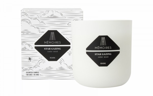 Star Gazing Scented Candle