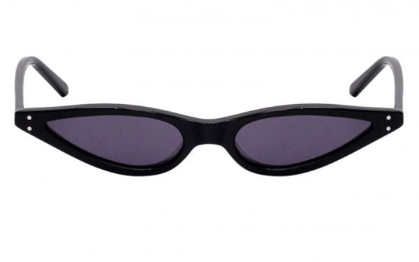 Small Black Cat Eye sunglasses