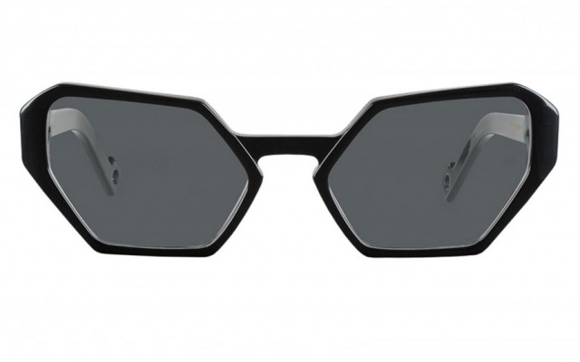 DELAPAN 8 - BLACK sunglasses