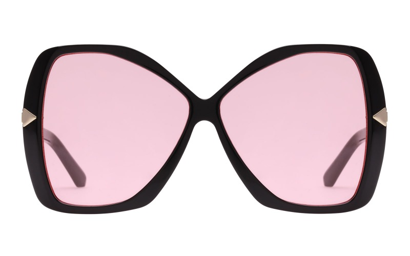Mary Oversized Acetate Sunglasses Karen Walker exl66T
