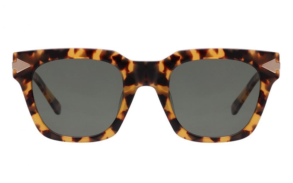 d6a7e4d1a4e Karen Walker 'Travis' Tortoise Sunglasses | sunglasscurator.com