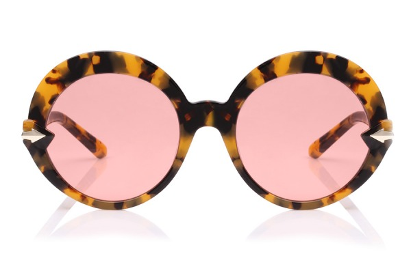 Karen Walker Romancer Tortoise sunglasses