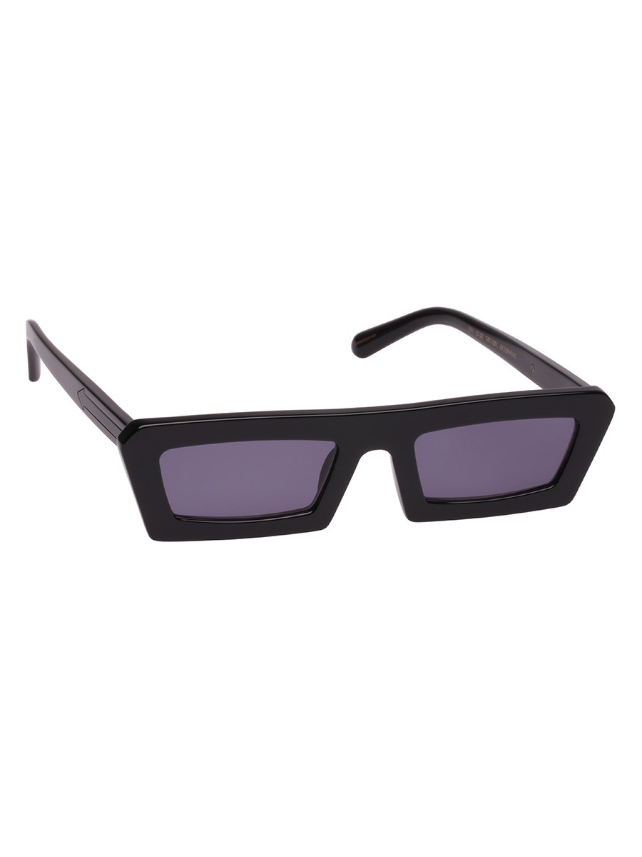 Shipwrecks Black sunglasses
