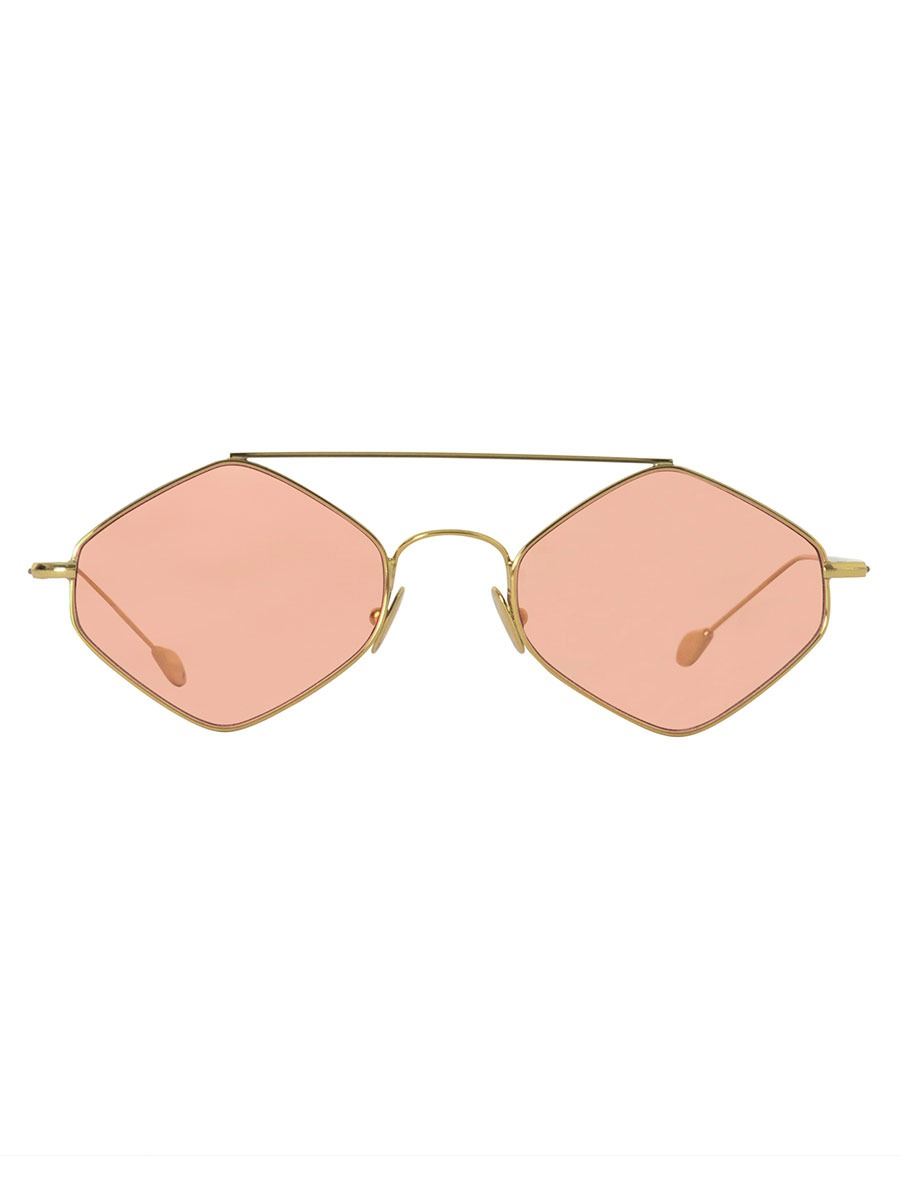 RIGAUT Gold & Orange sunglasses