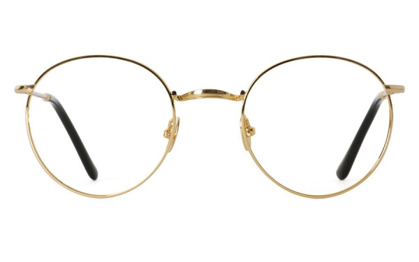 P2 Gold eyeglasses