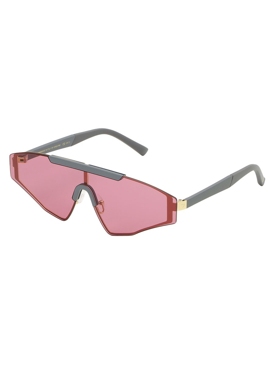 VINCENT Light Burgundy sunglasses