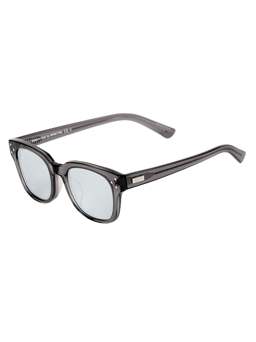 SEMPER ADAMS Grey & Silver Mirror sunglasses