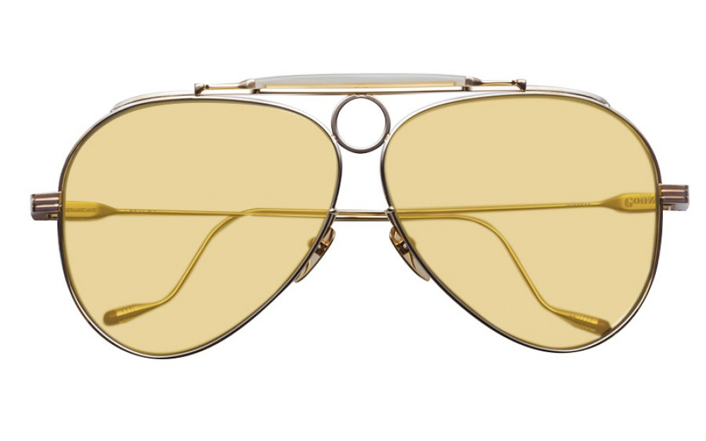 DUKE Gold sunglasses