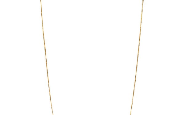 SKINNY MINI glasses chain in Yellow Gold
