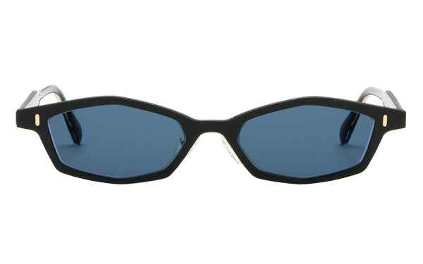 Invader Black & Blue sunglasses