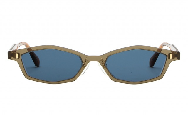 Invader Whiskey & Blue sunglasses