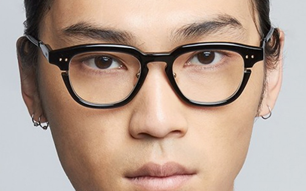 Lineus 01 eyeglasses with sun clip-on 02