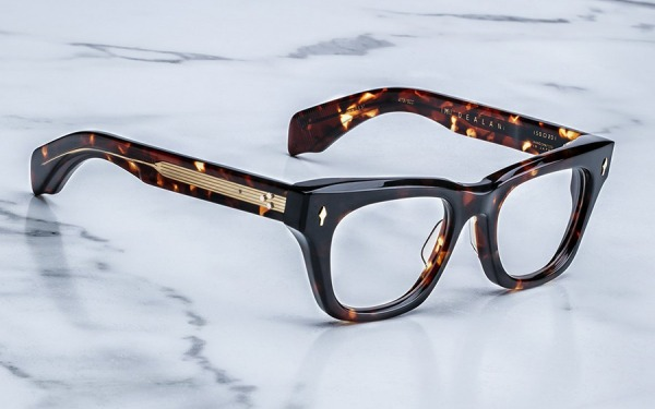 DEALAN Havana 4 eyeglasses