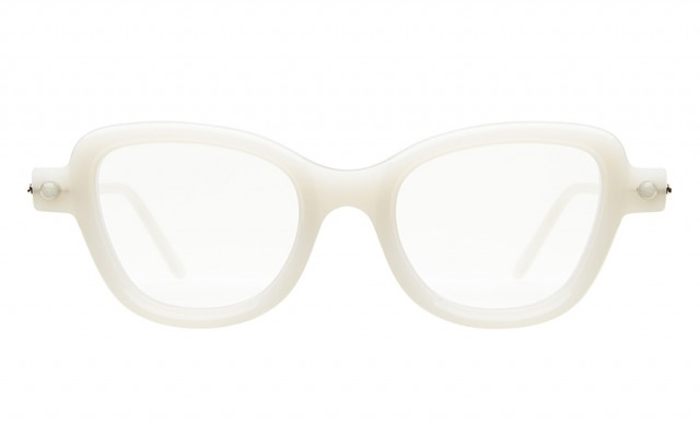 Mask P5 WH eyeglasses