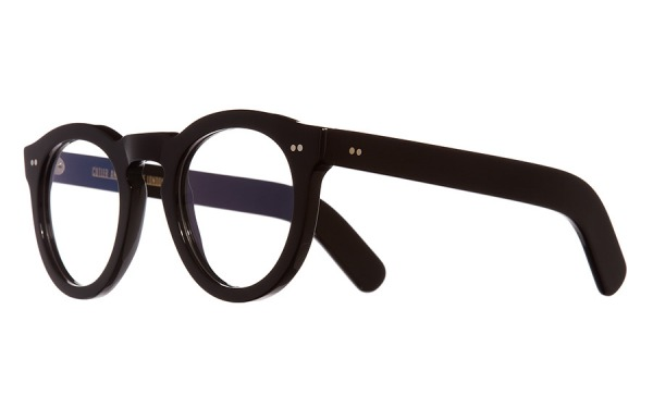 0734-V3 Black eyeglasses