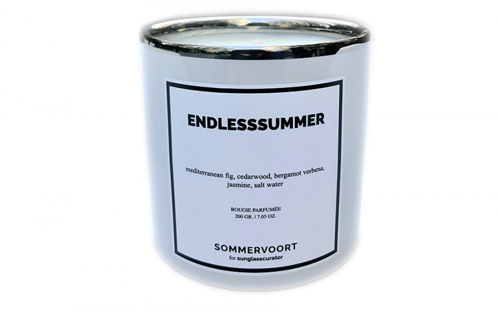 Endlesssummer scented candle