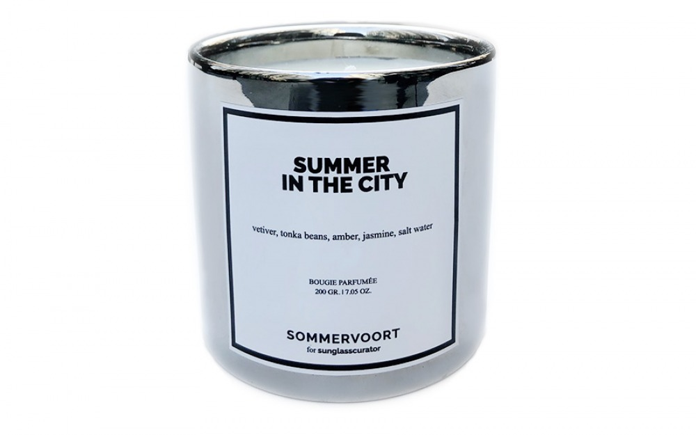 Summer in the city scented candle