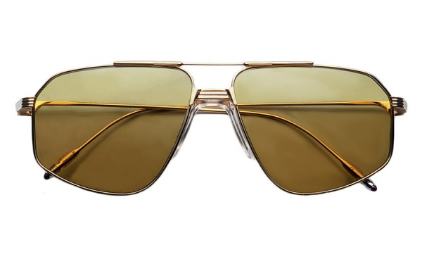 Jagger Gold sunglasses