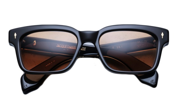 Molino 55 Walnut sunglasses