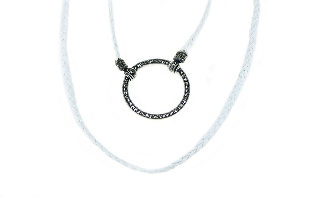 LA LOOP Marcasite 835BN glasses chain
