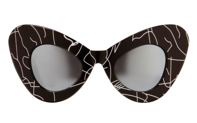 Jeremy Scott Cat Eye C1