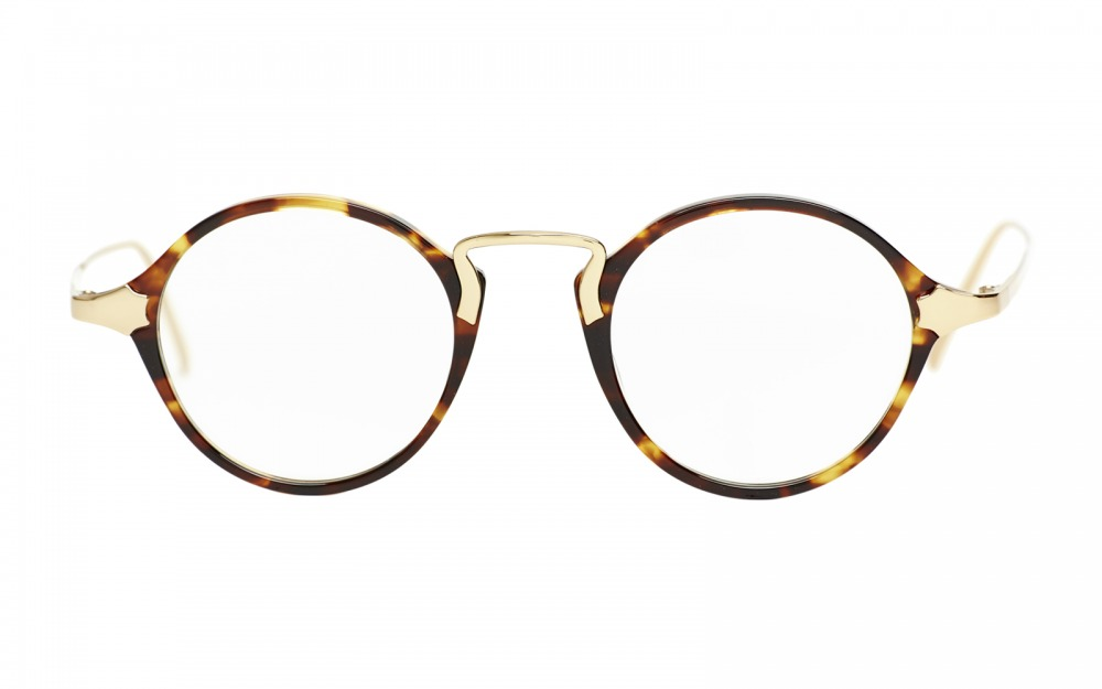 Stranger Than Paradise Dark Tort optical