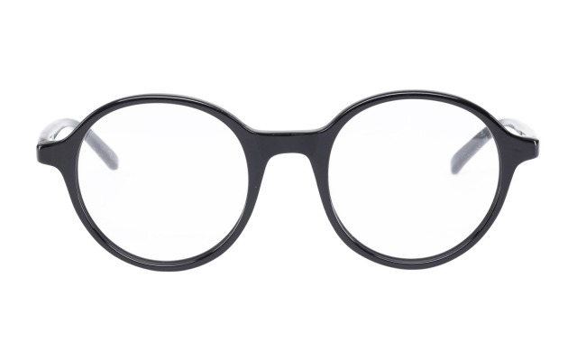 MASSADA Spanish Coffee Black eyeglasses