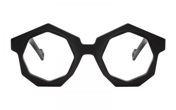 SATU 1 - MATTE BLACK optical