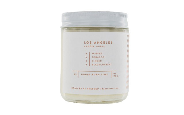 'LOS ANGELES' Scented Candle