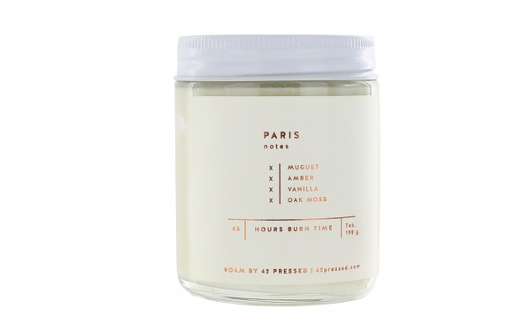 'PARIS' Scented Candle
