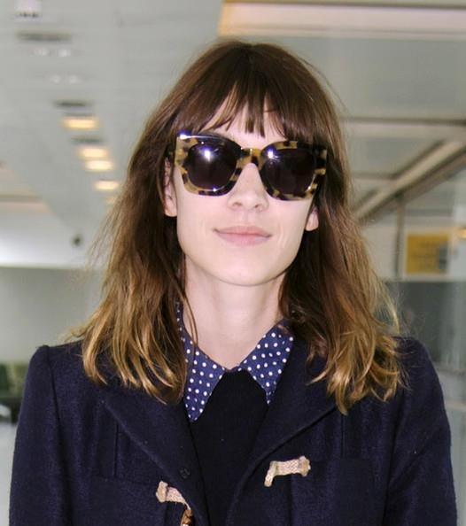 Alexa Chung - Karen Walker Number Two