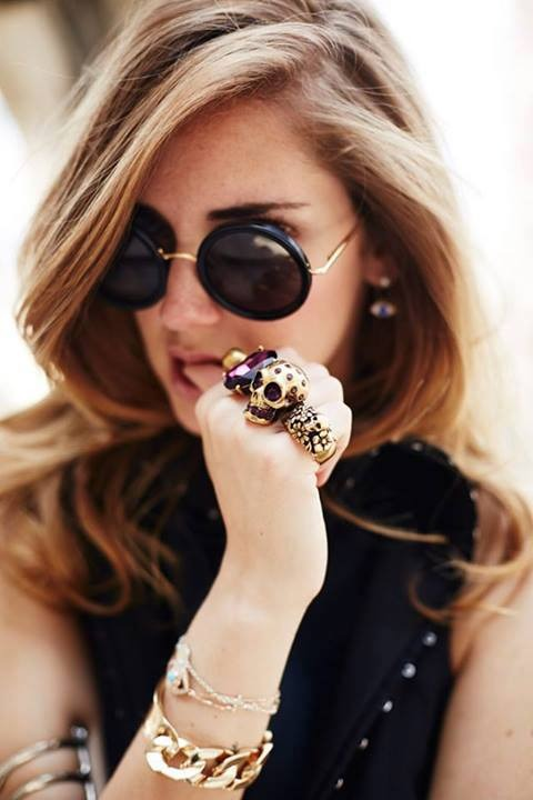 Chiara Ferragni in The Row
