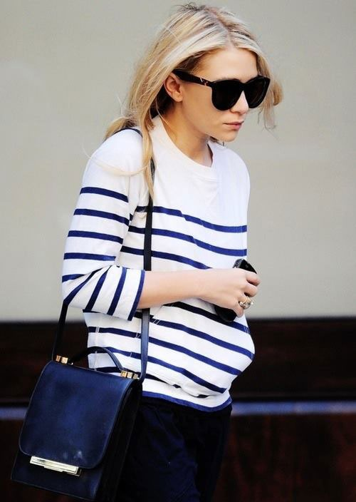 Ashley Olsen in The Row Eyewear