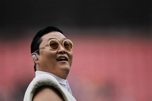 PSY in The Row Eyewear