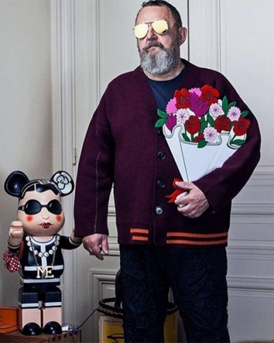 Michel Gaubert in Thom Browne