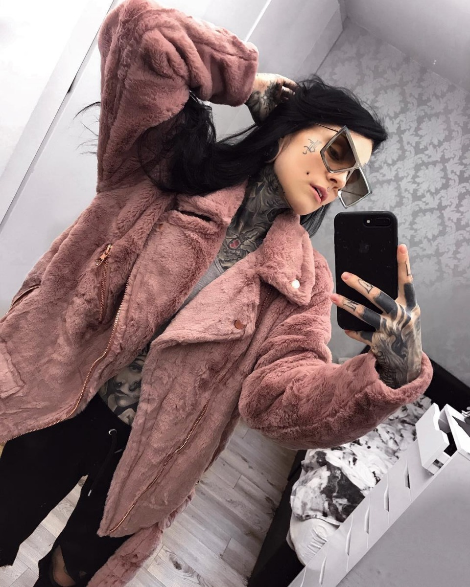 Monami Frost In Christian Roth Spotted On Sunglasscurator Com