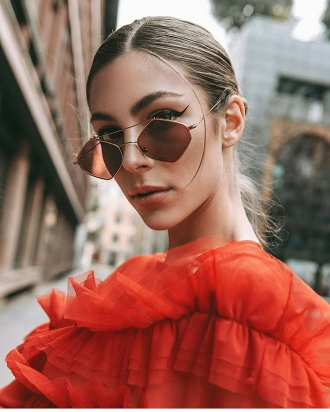 Giulia Salemi in Spektre Eyewear