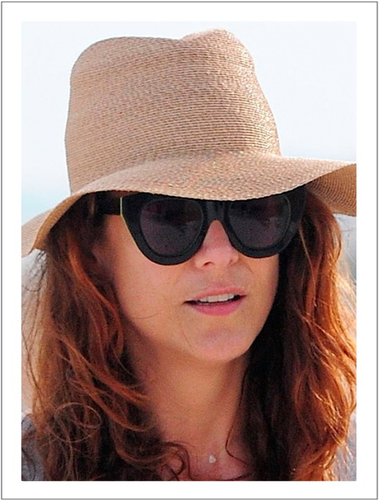 Kate Walsh in Karen Walker Eyewear