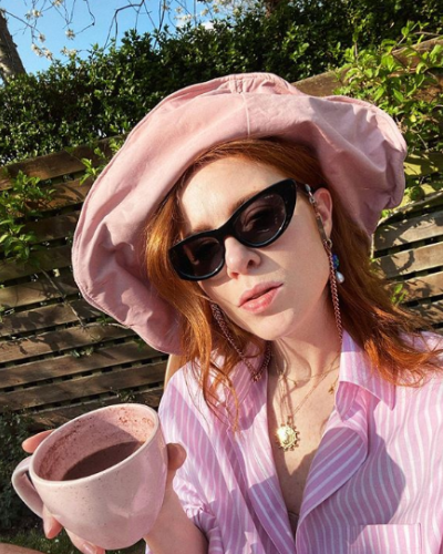 Angela Scanlon in Frame Chain